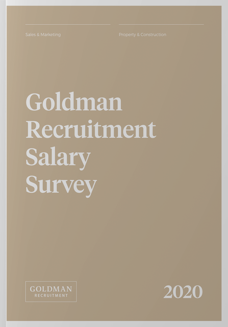 Sales & Marketing Salary Survey 2020