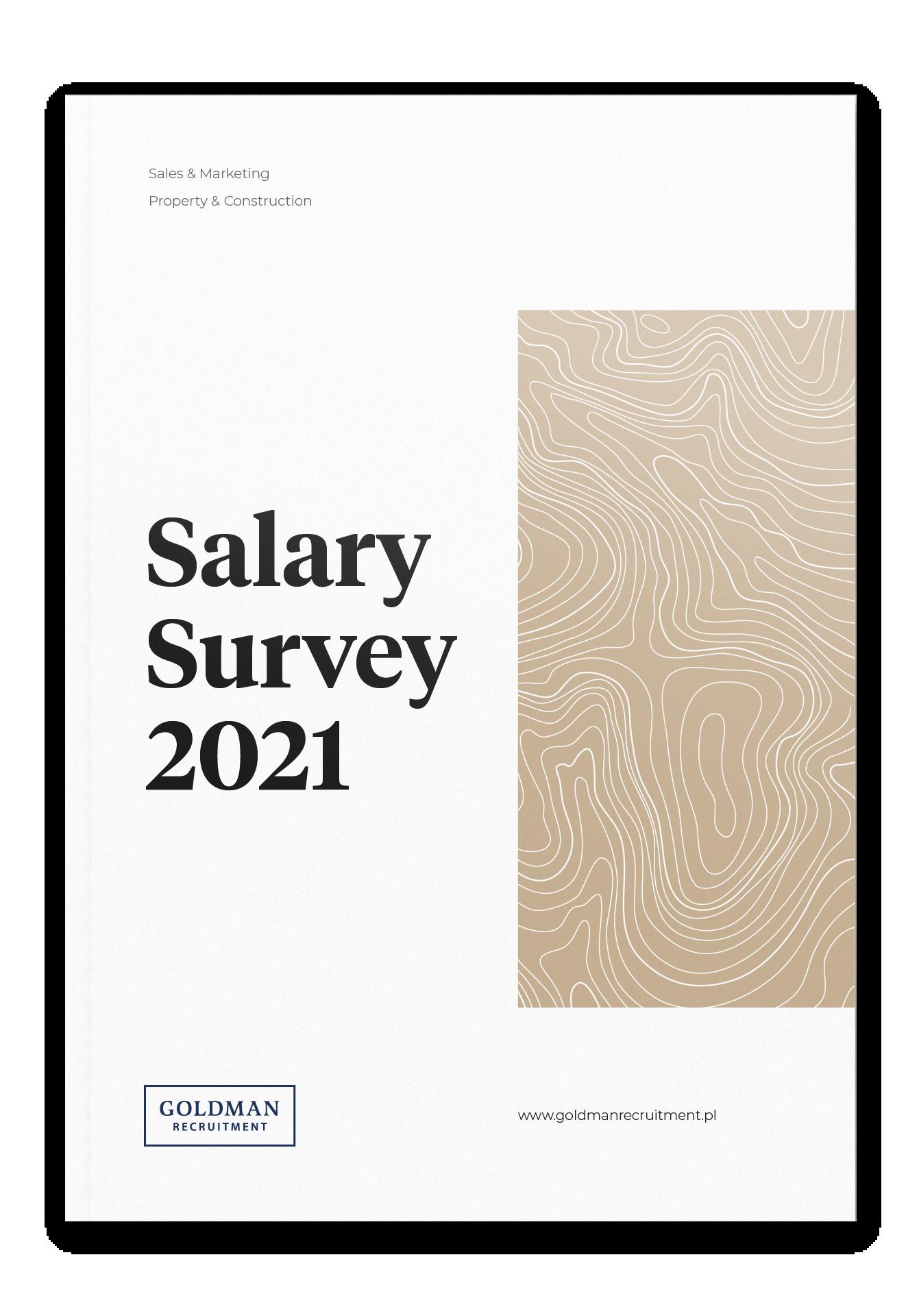 Sales & Marketing Salary Survey 2021